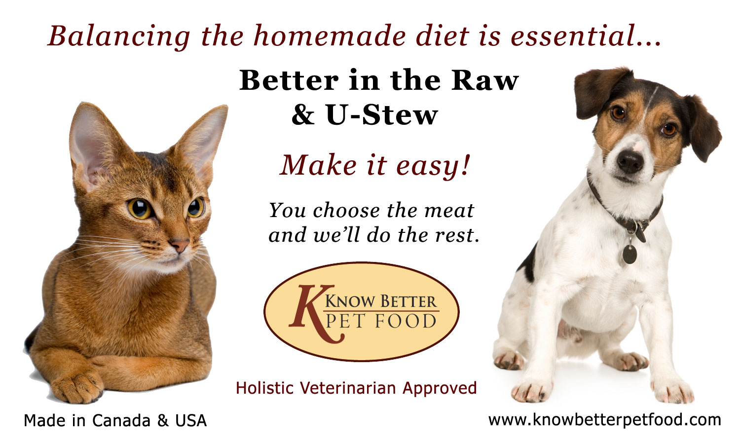 San Francisco Raw Food Diet For Dogs